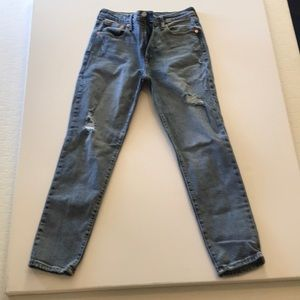 **MOVING SALE** High waisted gap jeans
